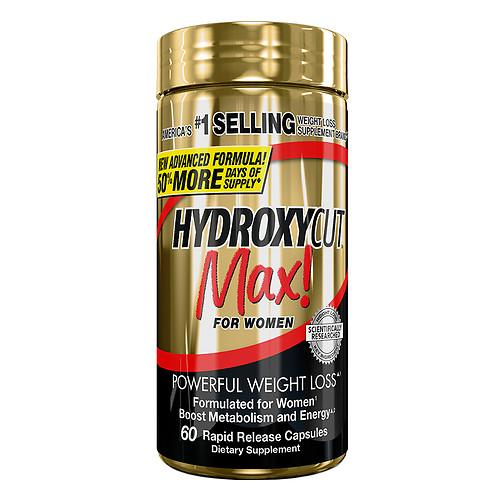 Hydroxycut Pro Clinical Max! for Women